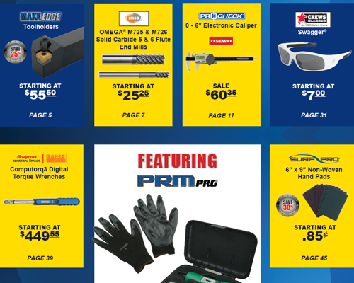 Toolneeds Quarterly Flyer